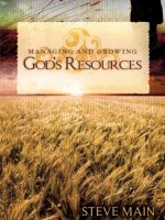 Management and Growing God's Resources